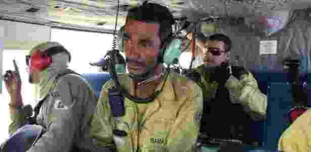 Incêndio florestal na Chapada dos Veadeiros 4 - Fernando Tatagiba/ICMBio - Fernando Tatagiba/ICMBio