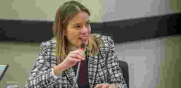 26.jul.2018 - A presidente do Conselho Nacional de Direitos Humanos, Fabiana Severo - Leonardo Prado/PGR - Leonardo Prado/PGR