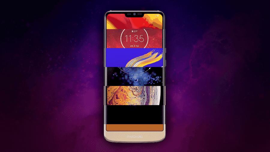 Você já pensou como seria o seu smartphone dos sonhos? - Arte/UOL
