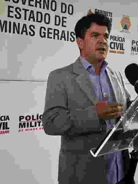 Avimar de Melo Barcelos (PV) diz que repasse da Vale é insuficiente para despesas do município - Luciana Amaral / UOL