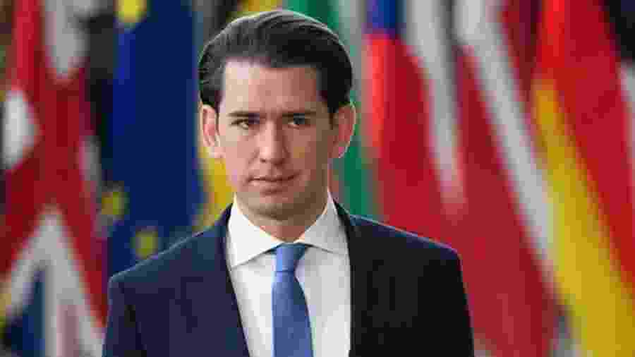 O chanceler austríaco, Sebastian Kurz  - Reuters