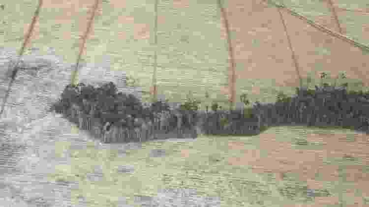 Área de desmatamento em Porto Seguro, regiao sul da Bahia. SOS Mata Atlantica alerta para o aumento do desmatamento entre 2015 e 2016 - Diego Padgurschi - 17.mai.2017/Folhapress - Diego Padgurschi - 17.mai.2017/Folhapress