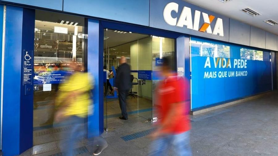 Banco estatal apresenta queda nos números em relação ao ano passado  - Marcelo Camargo/Agência Brasil