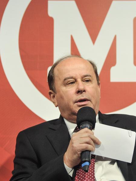 05.jun.2019 - Benedito Guimarães Aguiar Neto, reitor da Universidade Presbiteriana Mackenzie - Reinaldo Canato/Folhapress