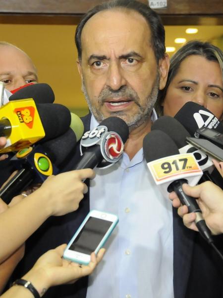 Prefeito de Belo Horizonte, Alexandre Kalil - Amira Hissa/Prefeitura de Belo Horizonte