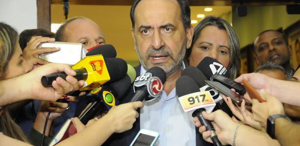 UOL Entrevista   Presidentes foram presos por menos, diz Kalil sobre condução ruim da pandemia