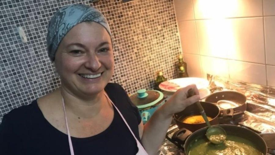 Empreendimentos alimentícios, como o negócio de Alessandra Pedroni, tiveram que se reinventar - Arquivo Pessoal