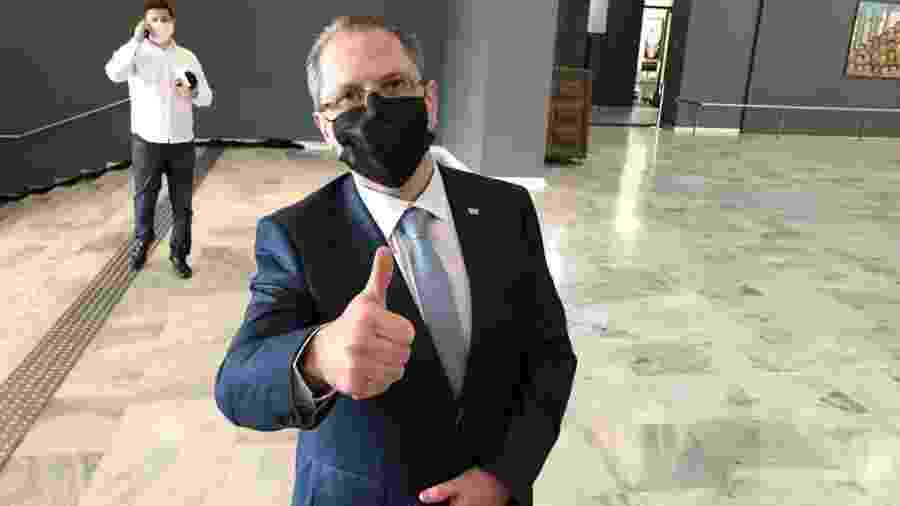 Jean Gorinchteyn anunciou novas medidas de fiscalização - Felipe Pereira/UOL