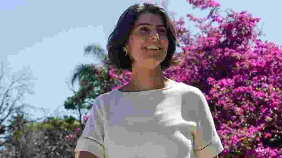 """Candidata do PCdoB, Manuela D""""Avila disputa a Prefeitura de Porto Alegre - Danilo Christidis/Reprodução/Facebook"""