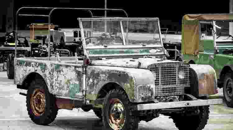Land Rover Series I  - Divulgação  - Divulgação