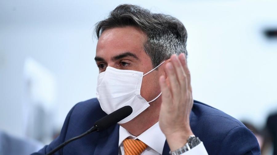 O senador Ciro Nogueira (PP-PI) é confirmado como ministro da Casa Civil - Edilson Rodrigues/Agência Senado
