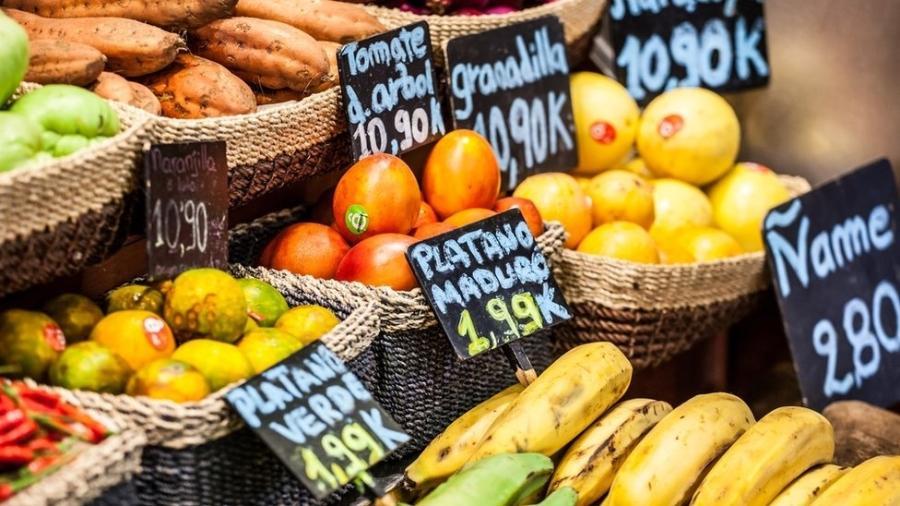 O preço dos alimentos tem subido nos últimos anos, mas agora atingiu patamares inéditos na história recente - Getty Images
