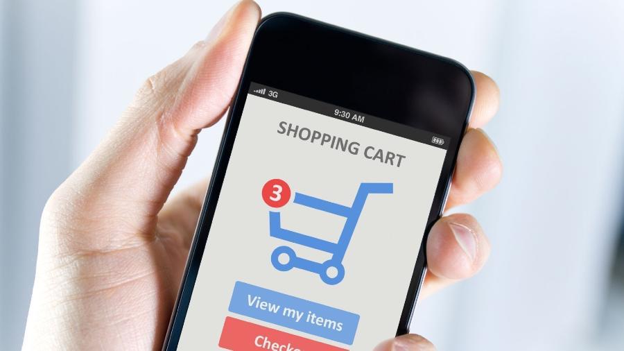 E-commerce sobe 41% em 2020; em 2018, o crescimento havia sido 12% e, em 2019, 16% - iStock