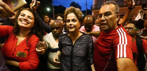 Greve mostra que povo é capaz de resistir a 'mais um golpe', diz Dilma - Fábio Motta - 24.out.2016/Estadão Conteúdo