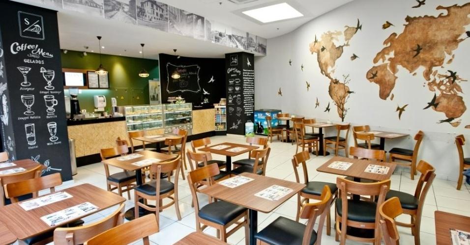 Franquia Sterna Café