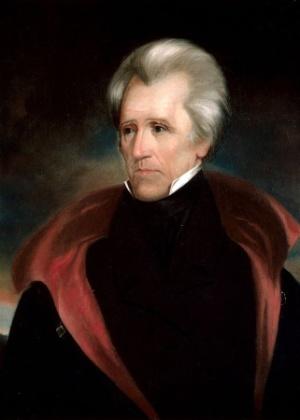Andrew Jackson, 7º presidente dos EUA