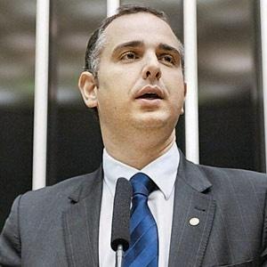 O deputado federal Rodrigo Pacheco