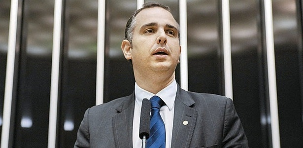 O deputado federal Rodrigo Pacheco (PMDB-MG)