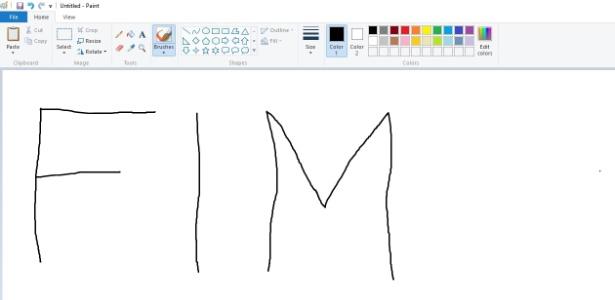 Microsoft anunciou o encerramento do Paint
