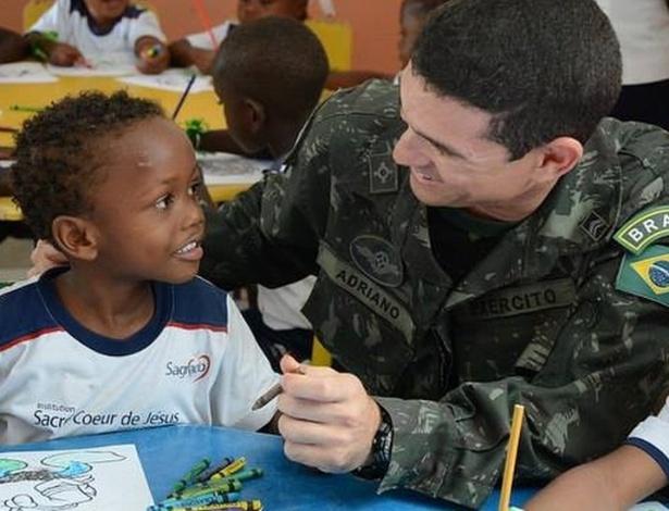 Missão de paz brasileira no Haiti durou mais de uma década