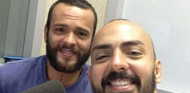 Coração Cigano sócios Adriano e Carlos Alberto Gandarella