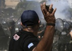 As semelhanças e diferenças entre as reformas da Previdência do Brasil e da Argentina - AFP PHOTO / EITAN ABRAMOVICH
