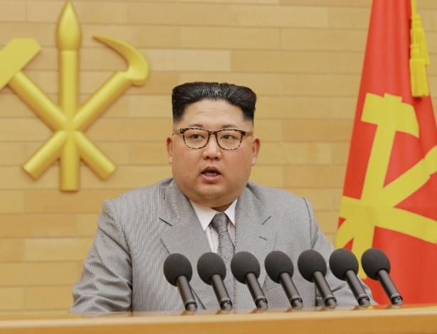O líder norte-coreano, Kim Jong-un (foto), vai em breve se reunir com Donald Trump