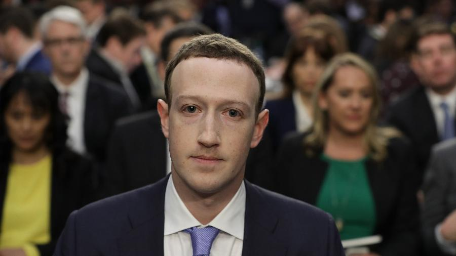 Zuckerberg deu alguns indícios de como imagina o futuro do Facebook - Chip Somodevilla/Getty Images/AFP