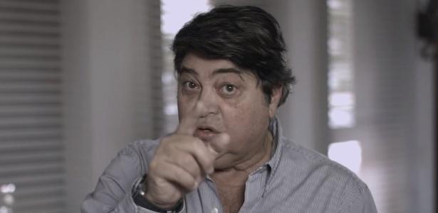 Datena gravou vídeo em apoio a Geraldo Alckmin sem anuência de seu partido, o DEM