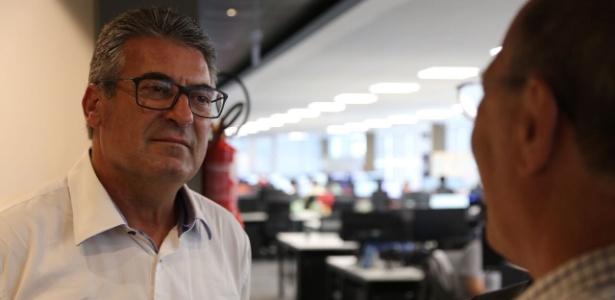 Mauro Mariani é o candidato do MDB ao governo de Santa Catarina