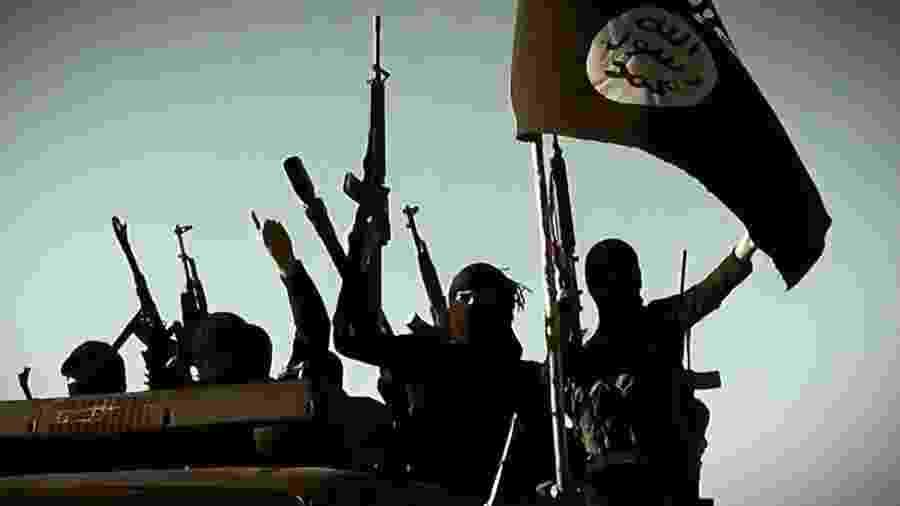 """Desde a queda em março do """"califado"""", a comunidade internacional enfrenta o quebra-cabeças da repatriação das famílias dos jihadistas capturados ou mortos na Síria e no Iraque. - AFP"""