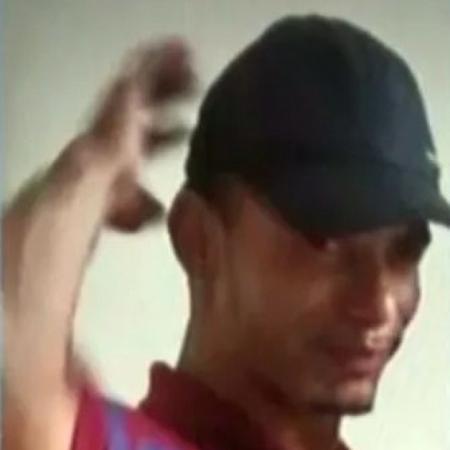 18.abr.2019 - O catador de materiais recicláveis Luciano Macedo, 28, morreu na madrugada de hoje - Arquivo pessoal