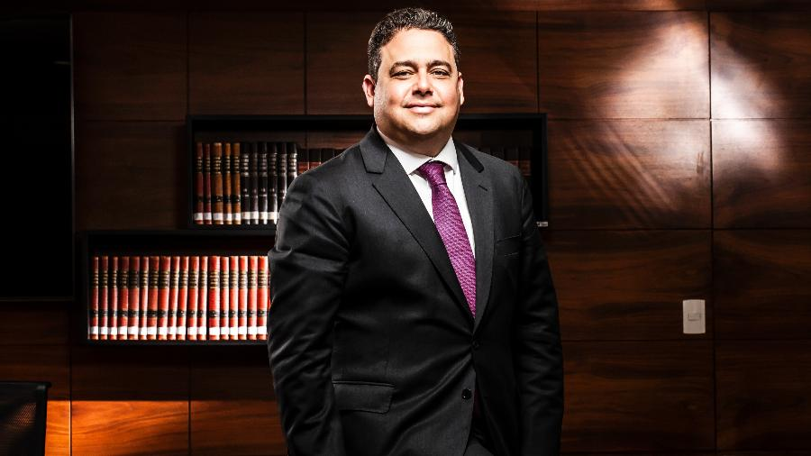 Retrato de Felipe Santa Cruz, Presidente da OAB - Fernando Moraes/UOL