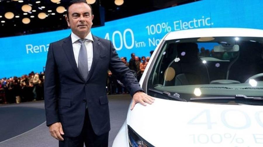 Prisão de Carlos Ghosn pôs em xeque aliança global entre Renault, Nissan e Mitsubishi - Getty Images