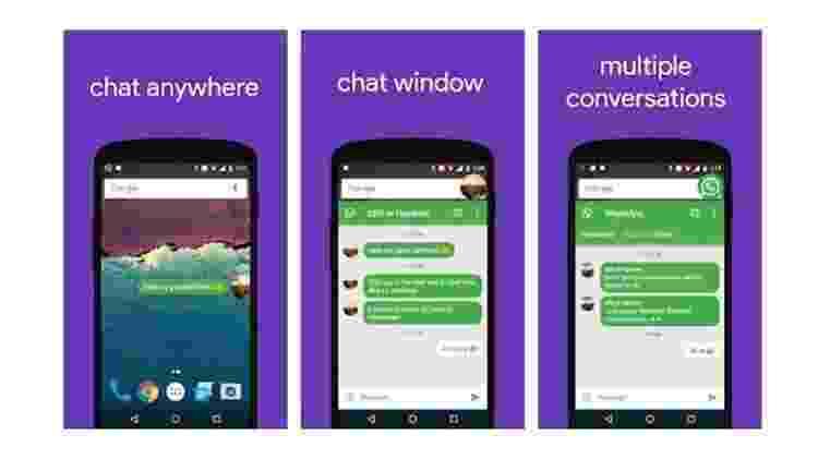 Flychat: aplicativo para ficar invisível no WhatsApp - Reprodução - Reprodução