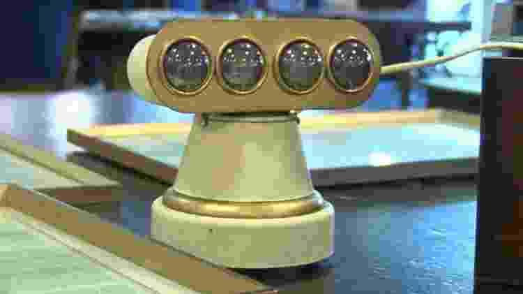Bromley não teve sucesso comercial com sua invenção - BBC