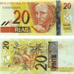 1ª família: nota de R$ 20 - Reprodução/Banco Central