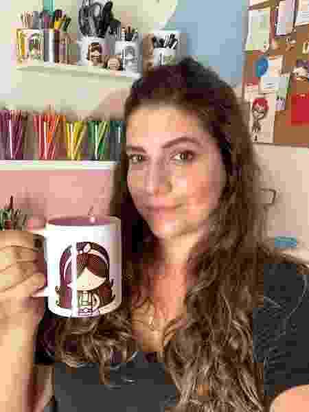 Beatriz França, 32, a criadora da BiaPOF - Arquivo Pessoal - Arquivo Pessoal