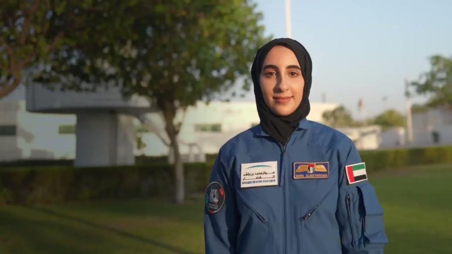 Nora Al-Matrooshi - Reprodução/Twitter