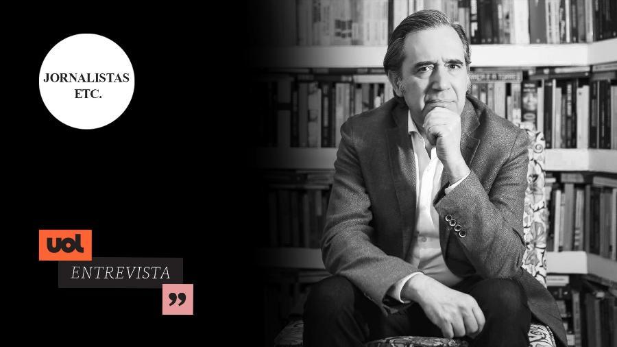 Marco Antonio Villa - Jornalistas Etc.  - Arte - UOL