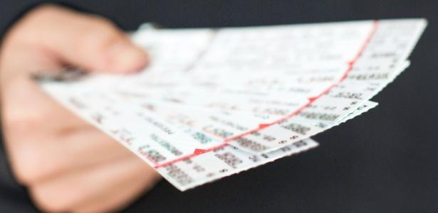 Quer postar fotos de ingressos e tíquetes nas redes sociais? Melhor pensar de novo - Getty Images