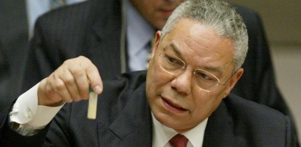 Powell foi secretário de Estado de Bush, mas apoiou a candidatura de Obama à Casa Branca em 2008 e 2012