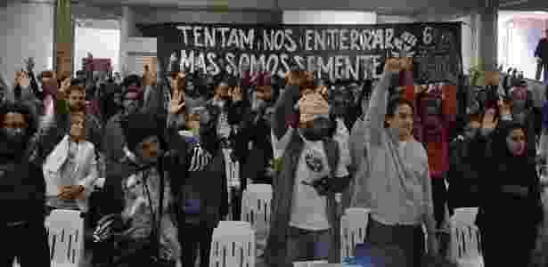 Evento na zona sul de São Paulo, em novembro do ano passado, discutiu combate à violência policial e promoção da cidadania e políticas públicas contra a criminalidade - Reinaldo Canato/UOL