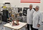Nasa apresenta relógio atômico para melhorar navegação no espaço (Foto: Surrey Satellite Technology/Nasa)