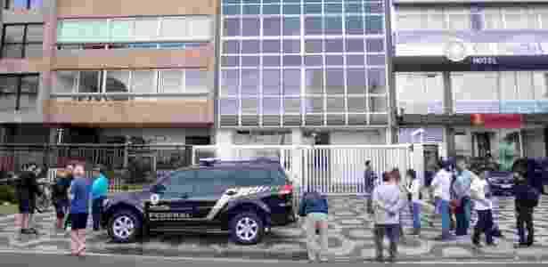 Apartamento de Aécio em Ipanema, no Rio, é alvo de busca e apreensão  - Alessandro Buzas/Futura Press/Estadão Conteúdo - Alessandro Buzas/Futura Press/Estadão Conteúdo