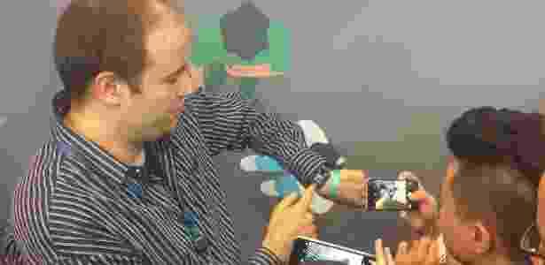 Aplicativo Things 3 foi desenvolvido por Werner Jainek e sua equipe, da Alemanha - Bruna Souza Cruz/UOL - Bruna Souza Cruz/UOL
