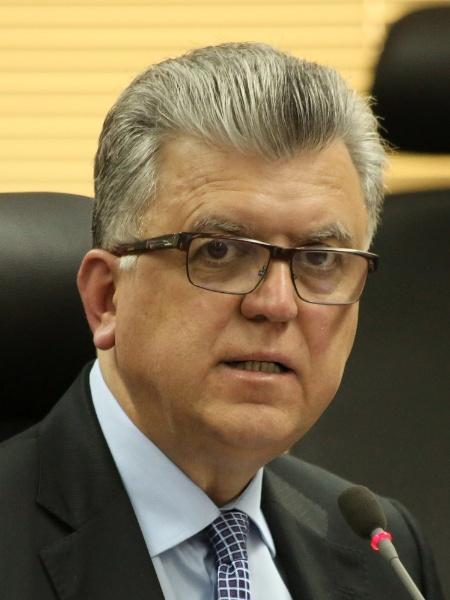 Encontro com Mário Luiz Bonsaglia (foto de 2017) aconteceu no gabinete de Bolsonaro no Palácio do Planalto; presidente já sinalizou não sentir necessidade de seguir lista tríplice à PGR, elaborada pela ANPR - Fátima Meira/Futura Press/Estadão Conteúdo