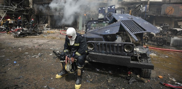 Seis dos dez atentados mais letais em 2016 aconteceram no Iraque