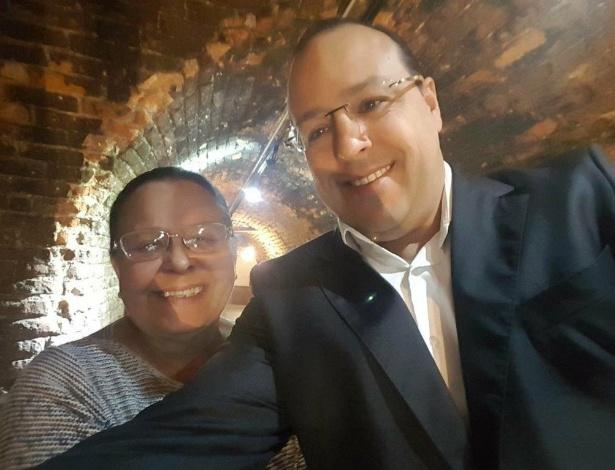 Com apoio da mãe, João Blota é publicitário e fomenta projeto de combate às drogas - Arquivo pessoal