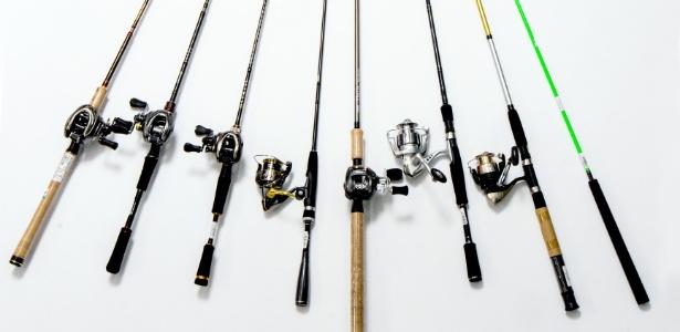 9e763aa46 Varas de pesca e carretilhas por R  10 mil  Veja quanto custa uma pescaria  - 05 09 2017 - UOL Economia